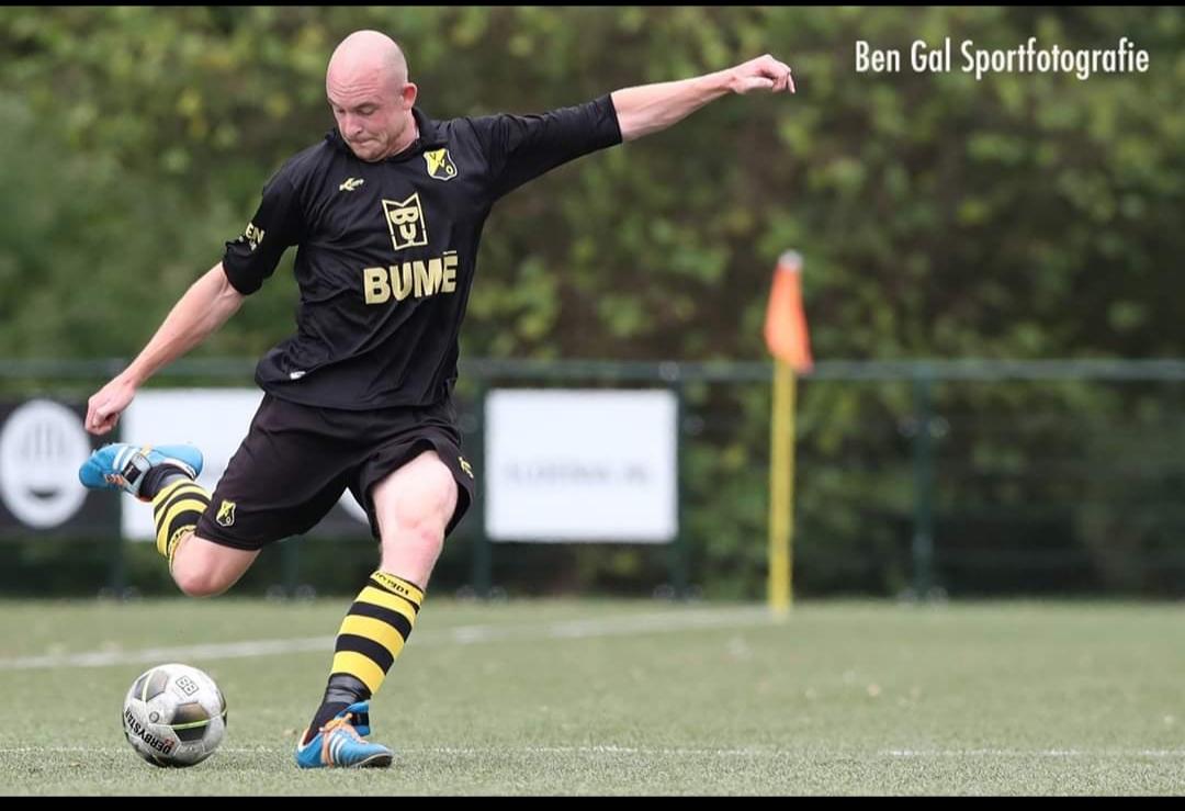 Jordie van Doesburg keert terug bij VVO
