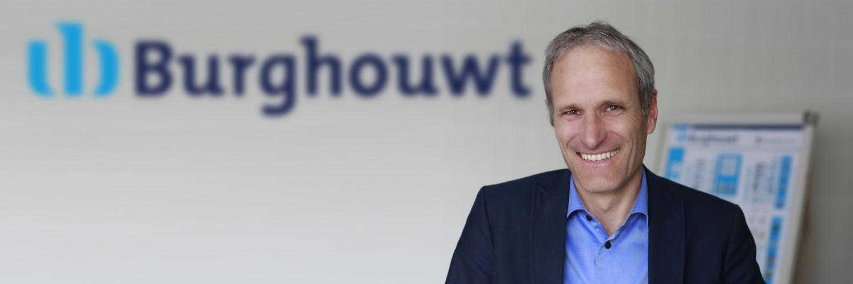 Burghouwt zet schouders onder VVO